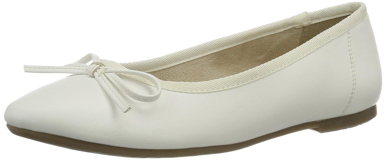 Chaussures 22100 36 Eu Noir Tamaris Ballerines Femme cz6pHSS1