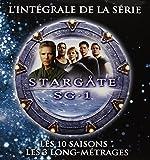 Stargate SG-1 - L'int??grale des 10 saisons + 3 films