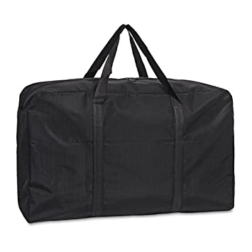 180L XL Oversized Storage Bag Foldable Storage Container Travel Duffel Bag