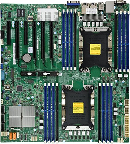SuperMicro X11DPI-N Motherboard (Best Scalable Web Hosting)