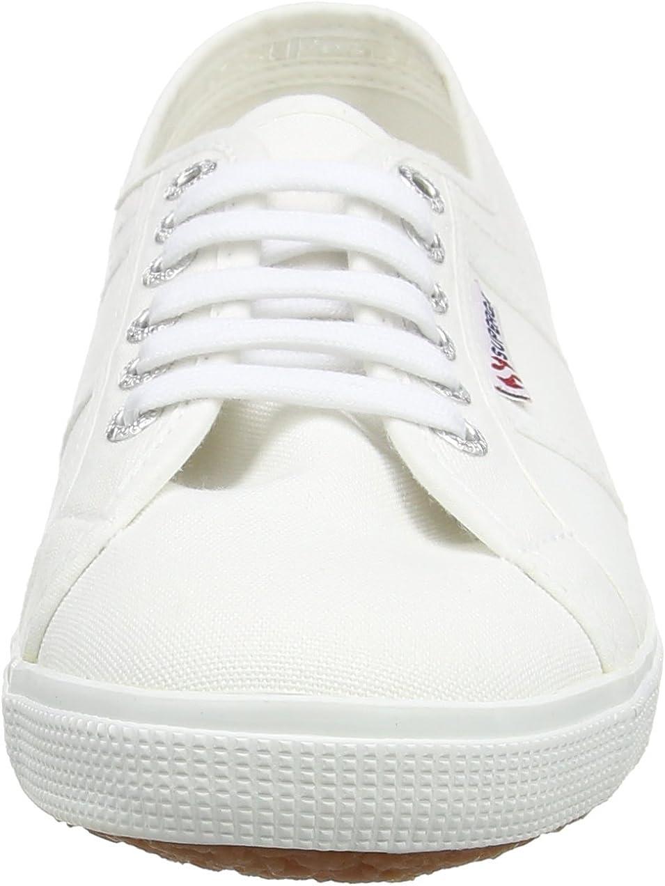 Para Niza Salida De Fábrica Gran Sorpresa Superga 2950-cotu, Zapatillas de Gimnasia para Hombre Blanco White 900 qXkDdS u3pysI 6UfIcq