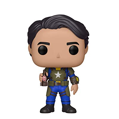Funko POP! Games: Fallout - Vault Dweller Male: Toys & Games