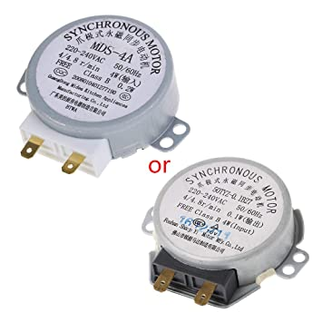Ycncixwd - Motor de sincronización para microondas (220-240 V ...