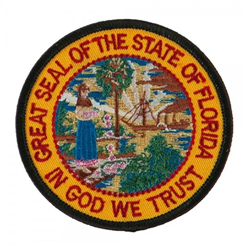 - State Seal Patch Round 3
