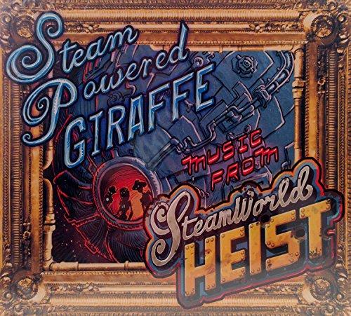 Music from SteamWorld Heist 3