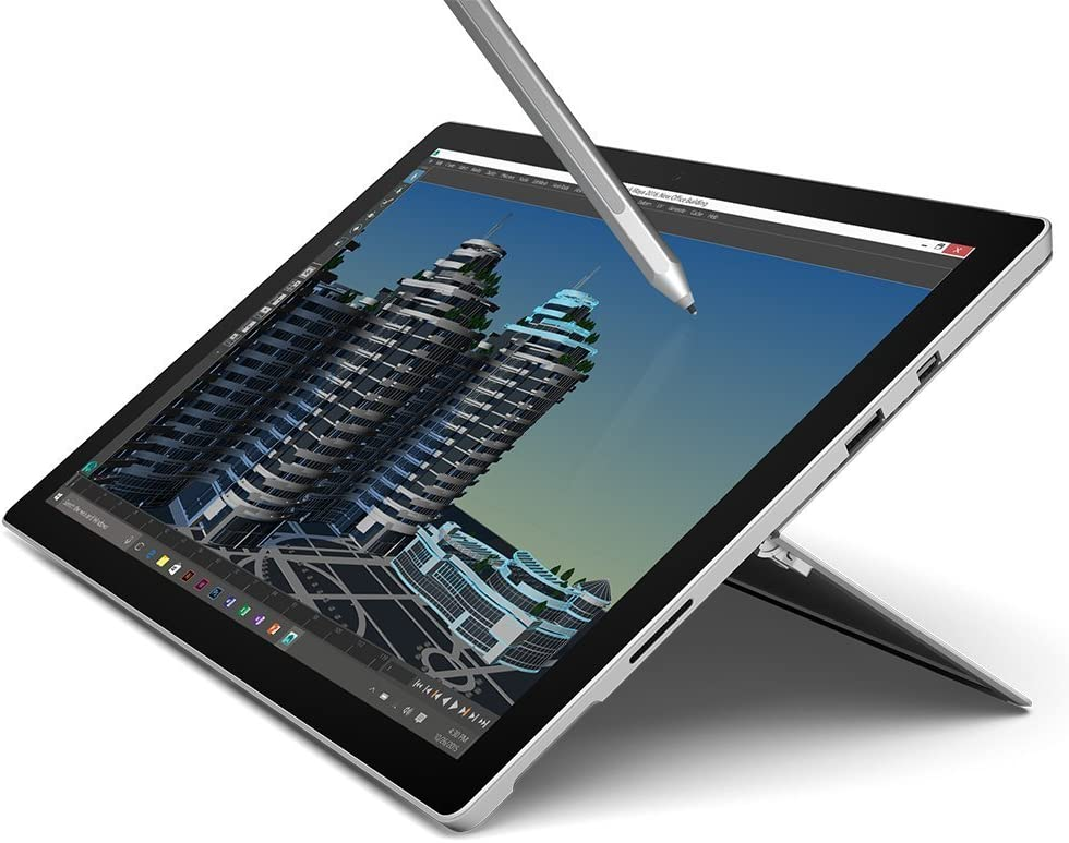 Microsoft Surface Pro 4 (512 GB, 16 GB RAM, Intel Core i7e) (Renewed)