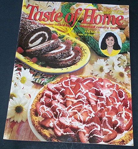 Taste of Home Magazine, June - July 1999