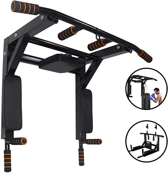 Top 10 Dip And Pull Up Bars For Home