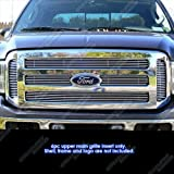 07 super duty billet grill - 05-07 Ford F250/F350 Super Duty/Excursion Billet Grille Grill Insert # F65799A