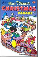 Walt Disney's Christmas Parade #4 Paperback