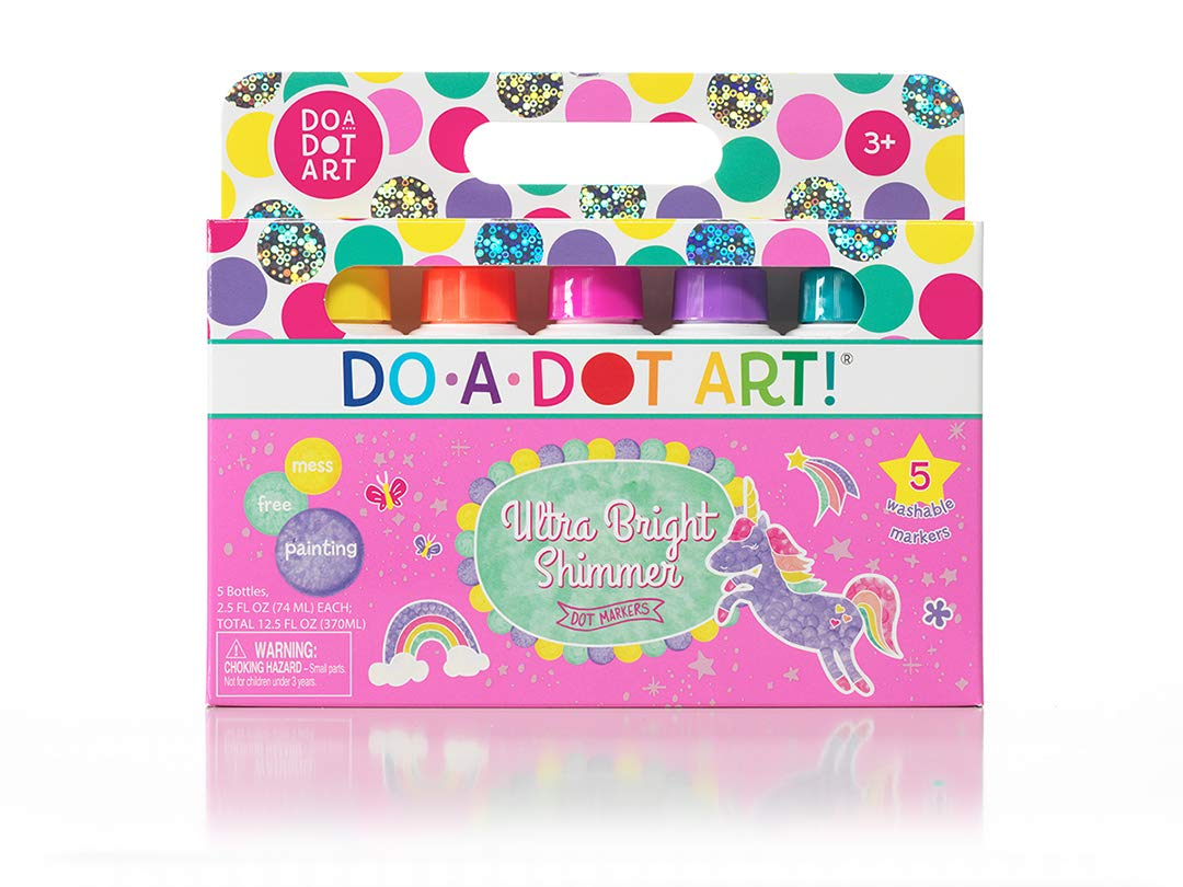 Marker Ultra Bright Washable Markers Do A Dot Art