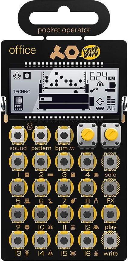 Pocket Operator Teenage Engineering PO-24 office