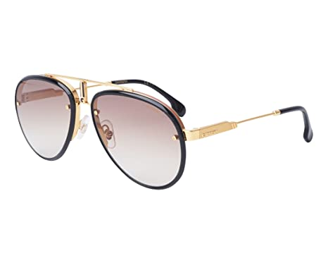 da71b29863ff Image Unavailable. Image not available for. Color: Carrera Glory Aviator  Sunglasses, Blk Gold ...