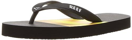 Chanclas para Ni/ños Reef Grom Switchfoot Prin