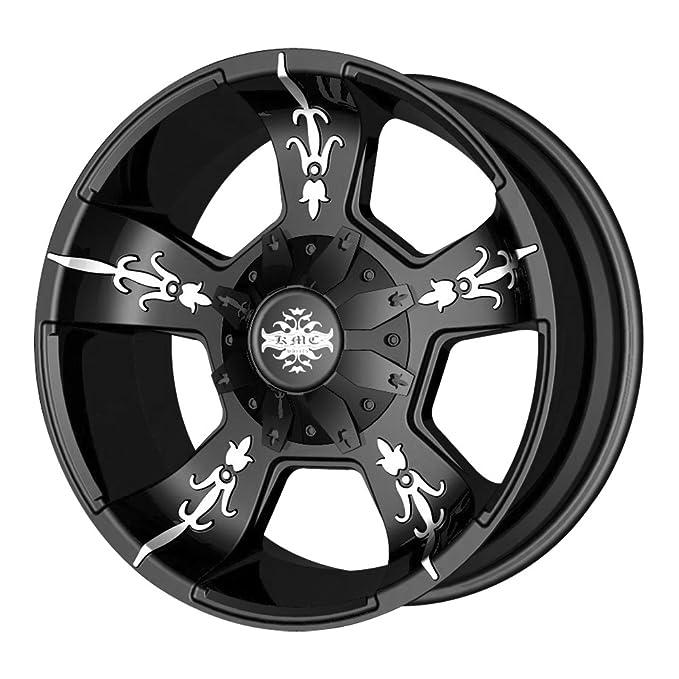 amazon kmc wheels vandal km6687 matte black machined wheel Hummer H2 Wheels 24 amazon kmc wheels vandal km6687 matte black machined wheel 22x9 8x165 1mm automotive