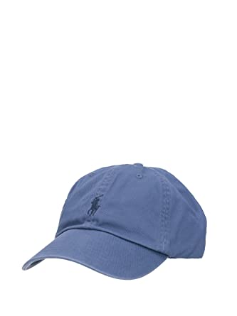 Ralph Lauren Cappello Baseball Blu Mod. 710548524 Uni: Amazon.es ...