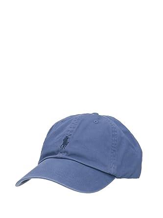 Ralph Lauren Cappello Baseball Blu Mod. 710548524 Uni: Amazon.es ...