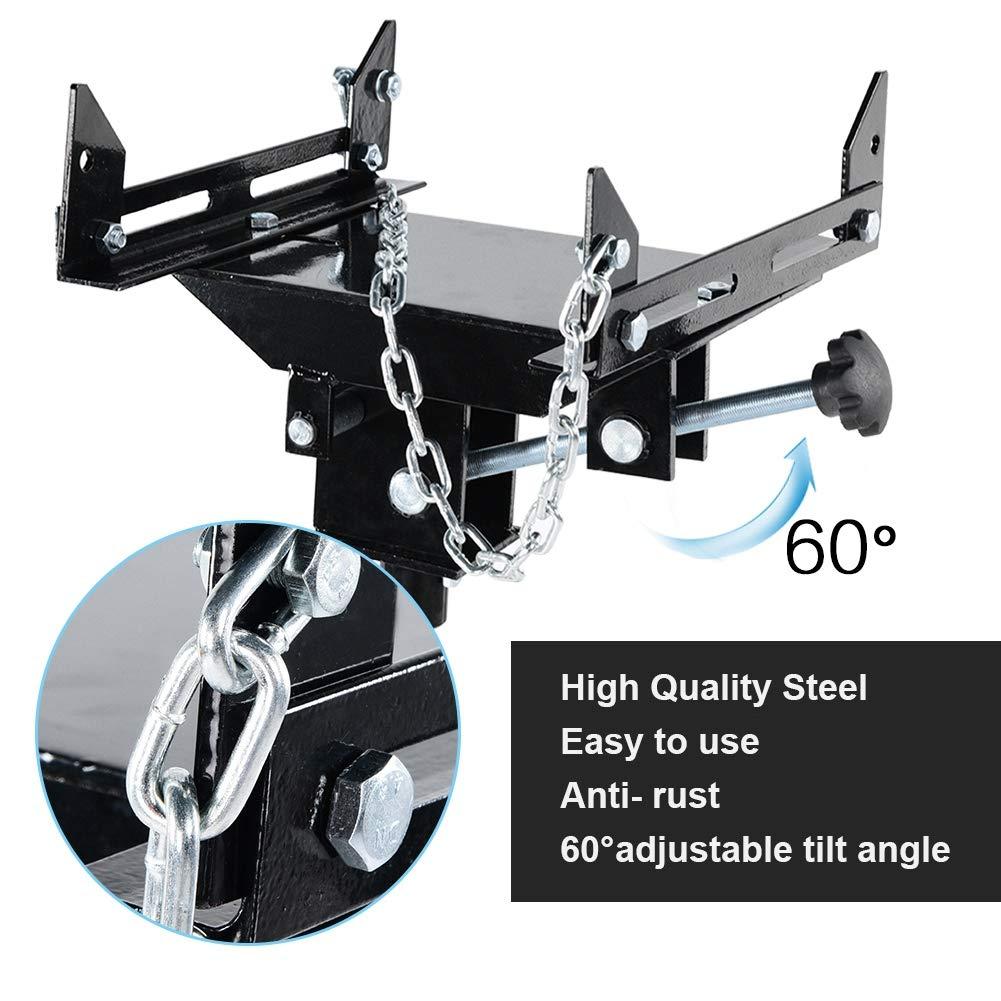 0.5 Ton Car Adjustable Floor Jack Transmission Lift Transmission Jack Adapter
