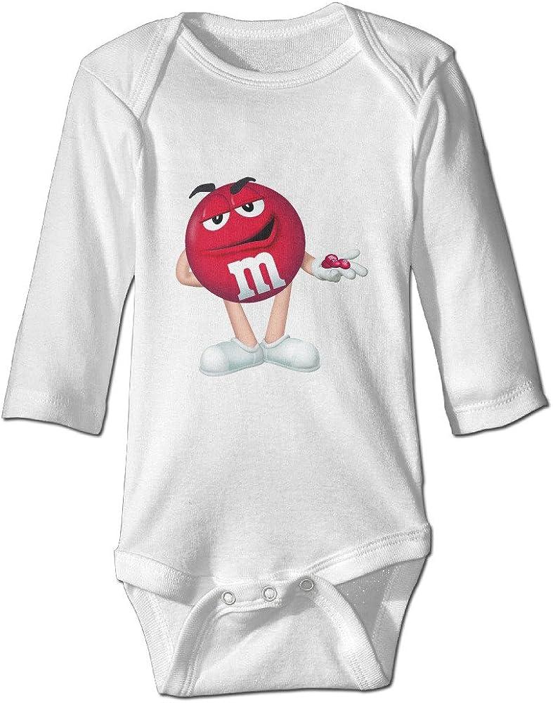 baby girls boys rompers jumpsuit newborn spongebob m/&m cotton