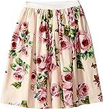 Dolce & Gabbana Kids Girl's Skirt (Big Kids) Rose Print 8