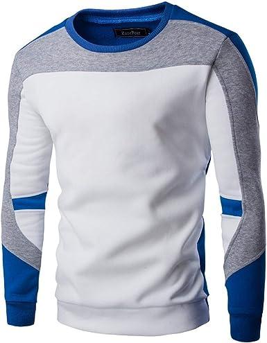 Sunny1 suéteres de algodón para Hombre con Parches de Hip Hop ...