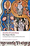 img - for Anselm of Canterbury: The Major Works (Oxford World's Classics) book / textbook / text book