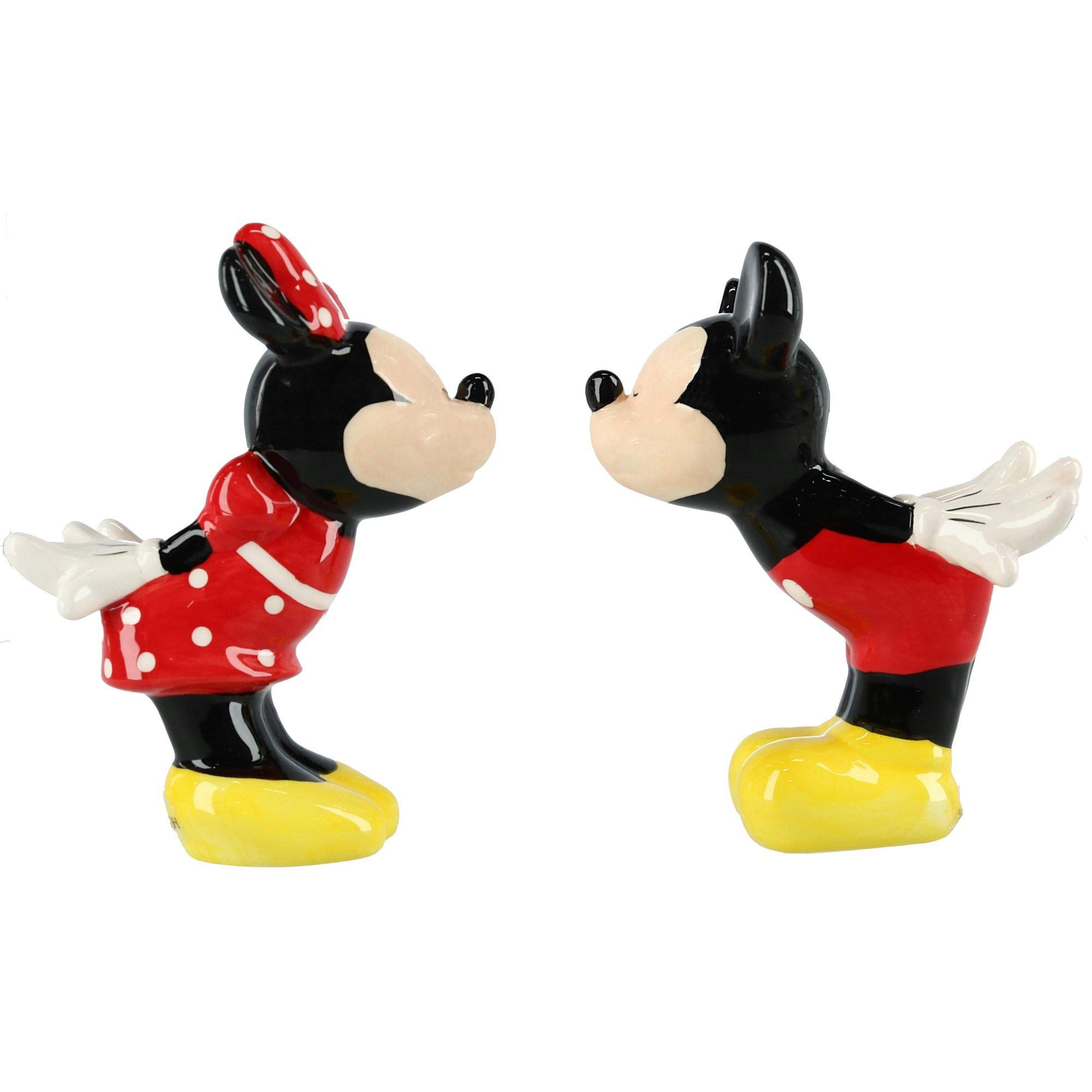 Mickey and Minnie Mouse Spice of Life Salt & Pepper Shakers