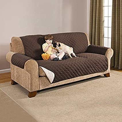 Protector de Sofá, Funda Sofa Impermeable,Funda Protectora de Muebles Reversible Resistente al Desgaste para Muebles Mat Pet 70,87