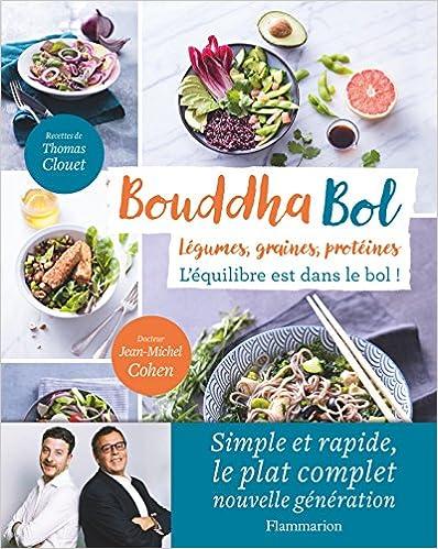 Bouddha bol : L'équilibre est dans le bol ! (2017) sur Bookys