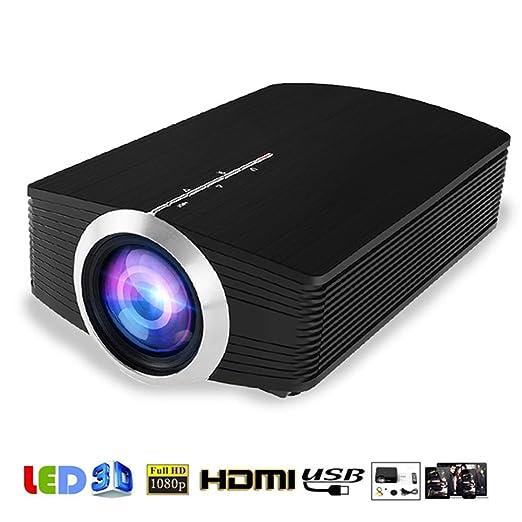 Proyector de película, LED proyectores de vídeo portátiles con ...