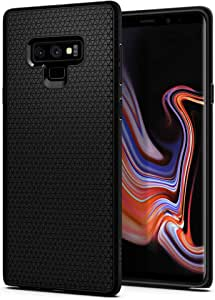 Spigen Liquid Air Armor Designed for Samsung Galaxy Note 9 Case (2018) - Matte Black
