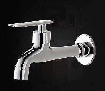 Kupfer Verlängerte Mop Pool Wasserhahn Waschmaschine Wasserhahn Keramik  Spule Chanleng Schnellöffnung Wasserhahn ( Größe : 2
