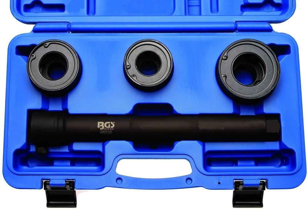 BGS Werkzeugsatz für Axialspurstangen, 4-teilig, 1 Stück, 66530
