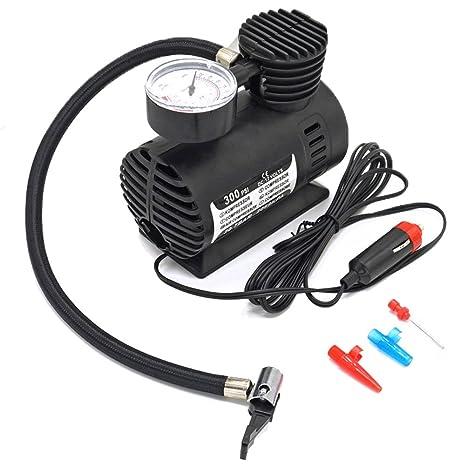 300PSI portátil Compresores Aire Bombas de Aire Aumentador Bomba de inflador de neumáticos neumáticos de inflations