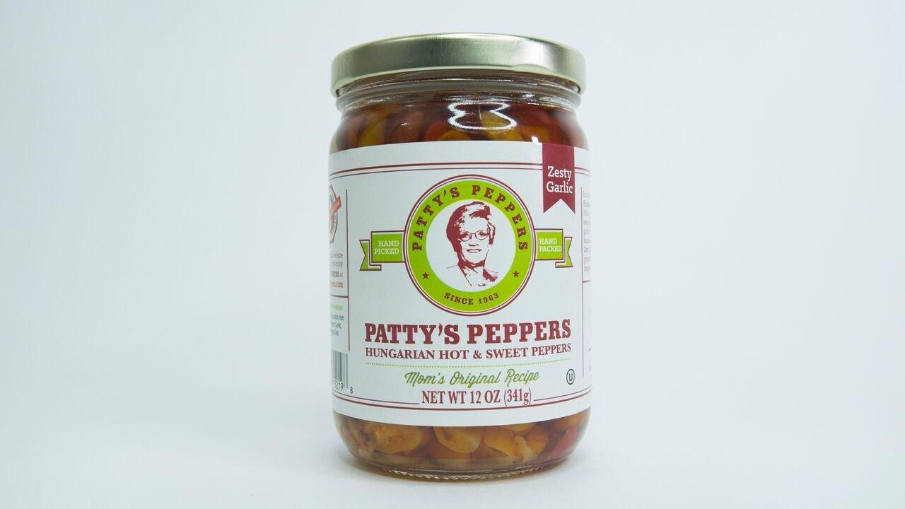Patty's Peppers (Mom's Orginal Recipe)