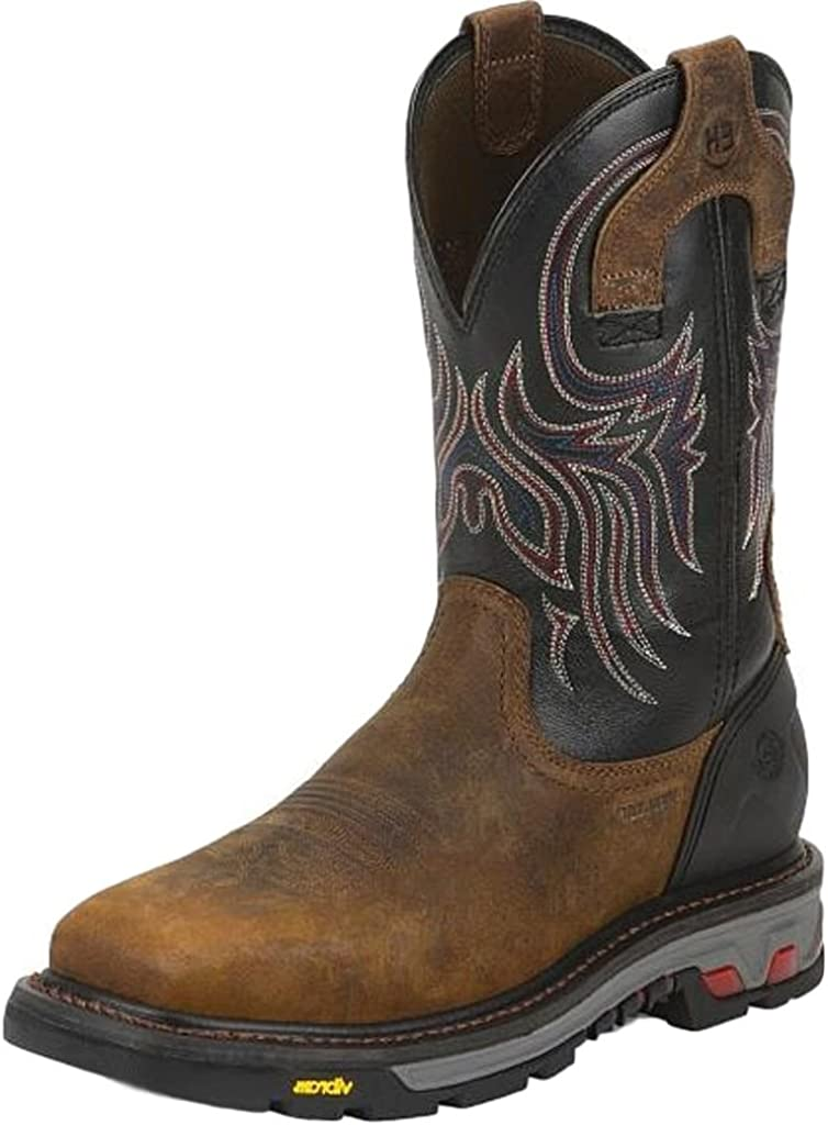 Justin Boots Mens Commander X-5 WK2112 Work Boots