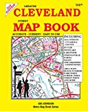Greater Cleveland, Ohio Street Map Book