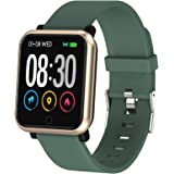 EpochAir Fitness Tracker, Waterproof Activity Tracker, Smart Watch with Heart Rate Monitor, Sleep Monitor, Pedometer, Calorie