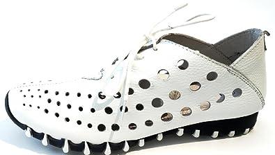 Lit Foot Women's LF9010 Leather Shoe