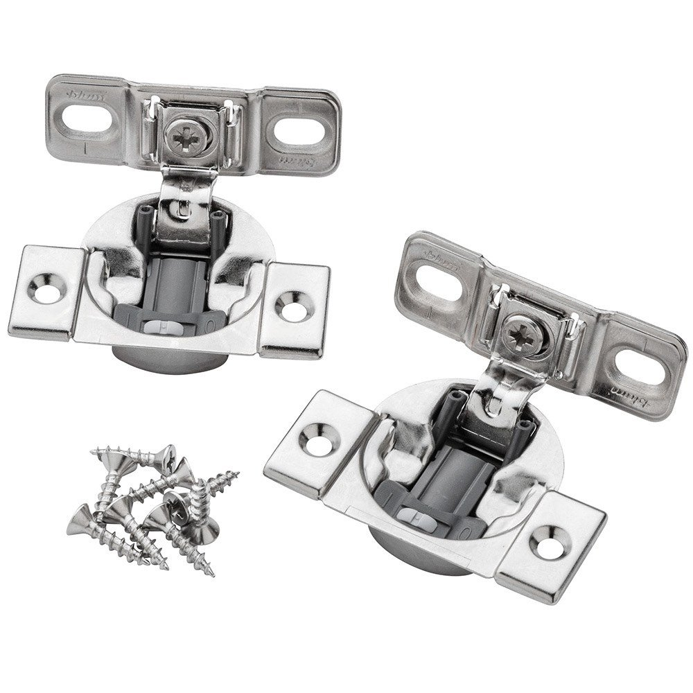 """1-3/8"""" Blum® Compact Soft-Close BLUMotion Variable Overlay Hinge"""