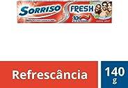 Creme Dental Sorriso Fresh Menthol Impact 140g