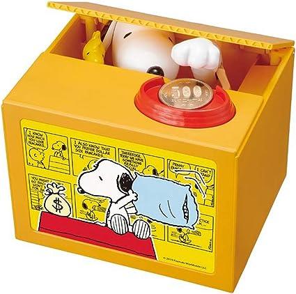Piggy bank large Snoopy