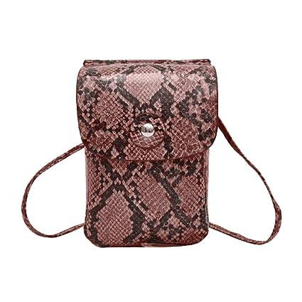 Amazon.com: Fmeida - Bolsas pequeñas para teléfono móvil con ...