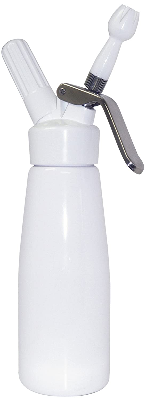 Cuisinox CRE-500 Cream Whipper, 17-Ounce, White Cuisinox (Import)