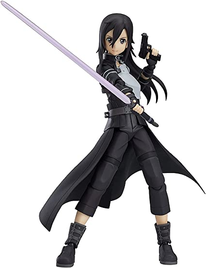 Amazon.com: Max Factory Sword Art Online II: Kirito (Pistola ...