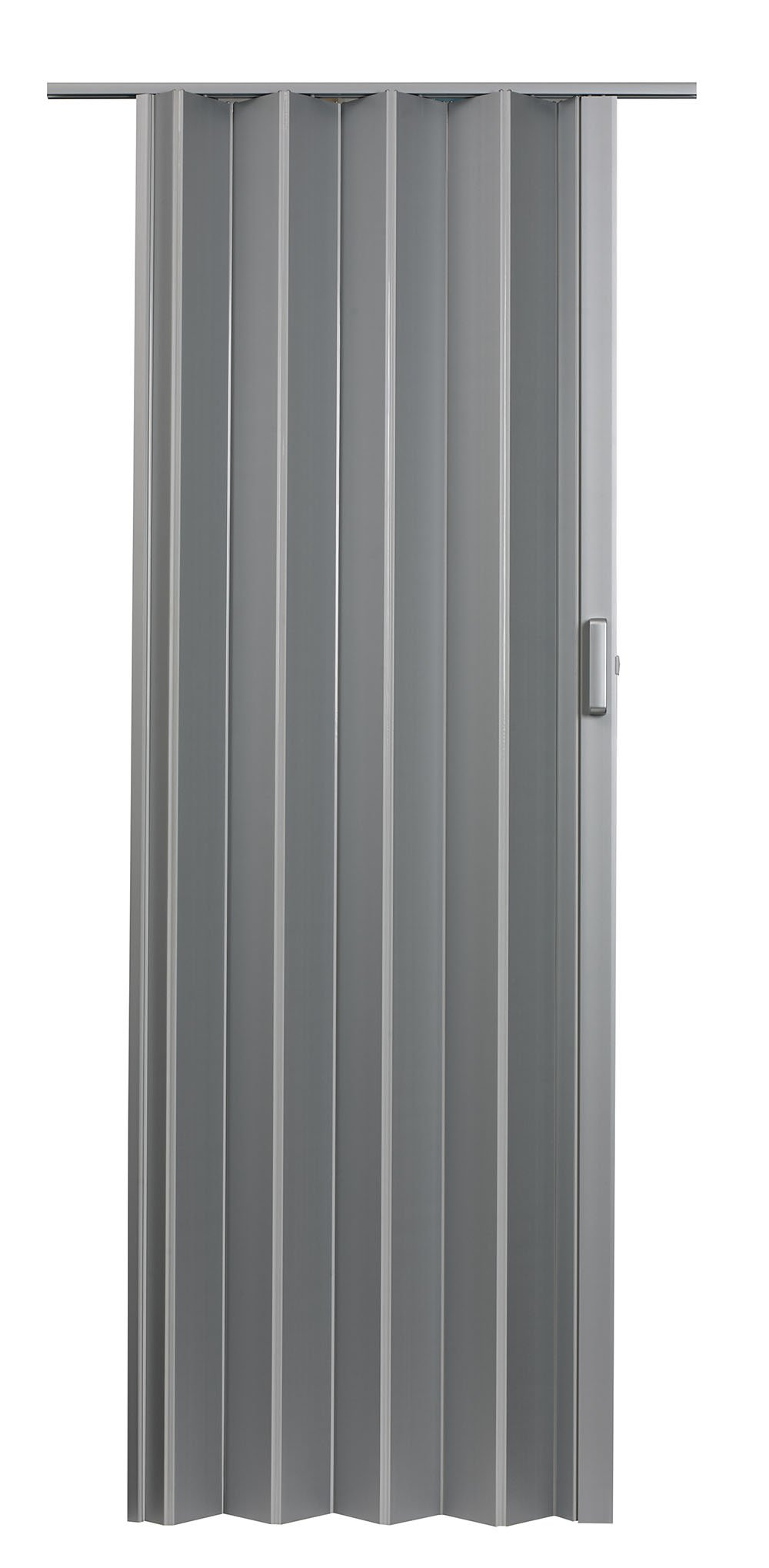 LTL Home Products EL3680S Elite Interior Accordion Folding Door, 36 x 80 Inches, Satin Silver by LTL Home Products