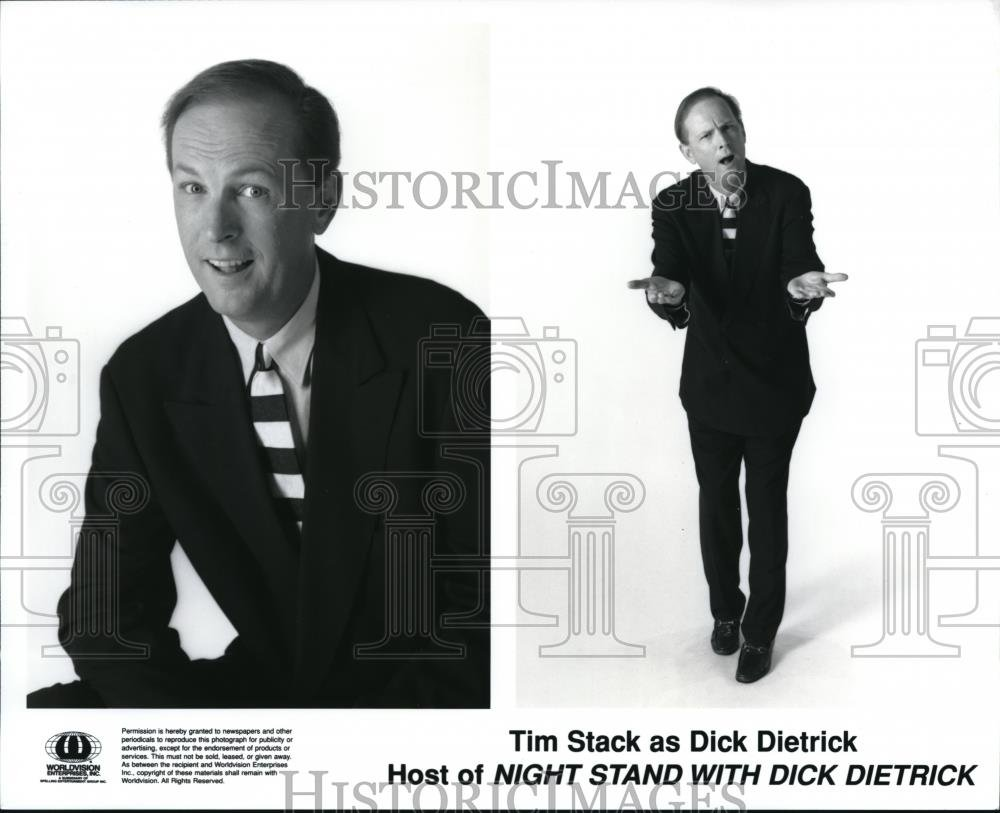 Dick standing in the night