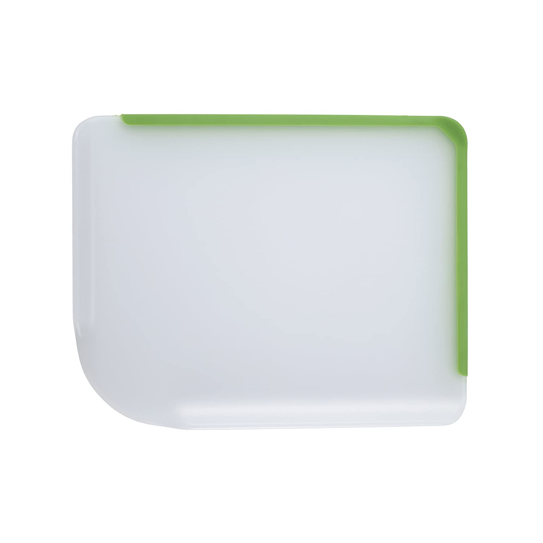 OXO Cutting Board, White/Green 1251980
