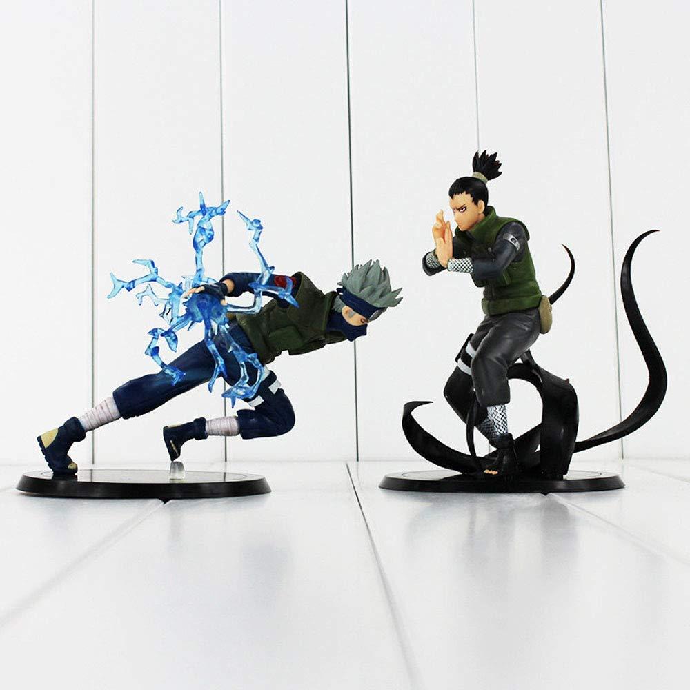 Amazon.com: Adorable Mini PVC Naruto Shippuden – Figura de ...