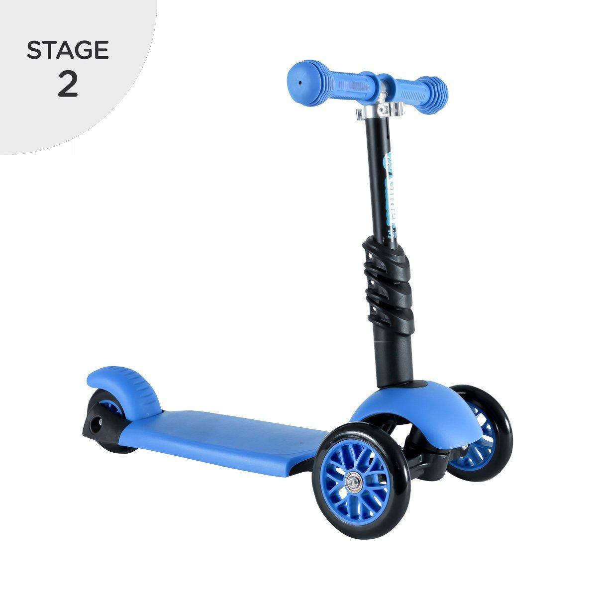 Amazon.com: Y planeador 3-en-1 Scooter: Sports & Outdoors